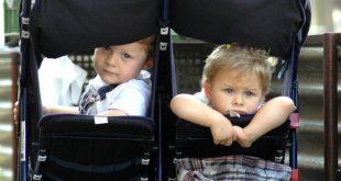 Geschwisterwagen