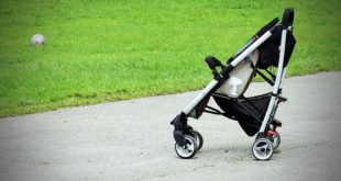 Kinderwagen mit 3 Räder